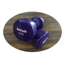 دمبل آذیموس  Dumbbell  6 kg model 091
